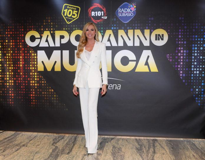 Federica Panicucci conduce il Naltale e il Capodanno Mediaset