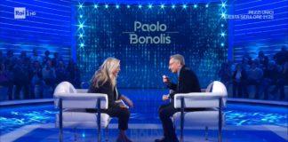 Paolo Bonolis ospite di Mara Venier a Domenica In
