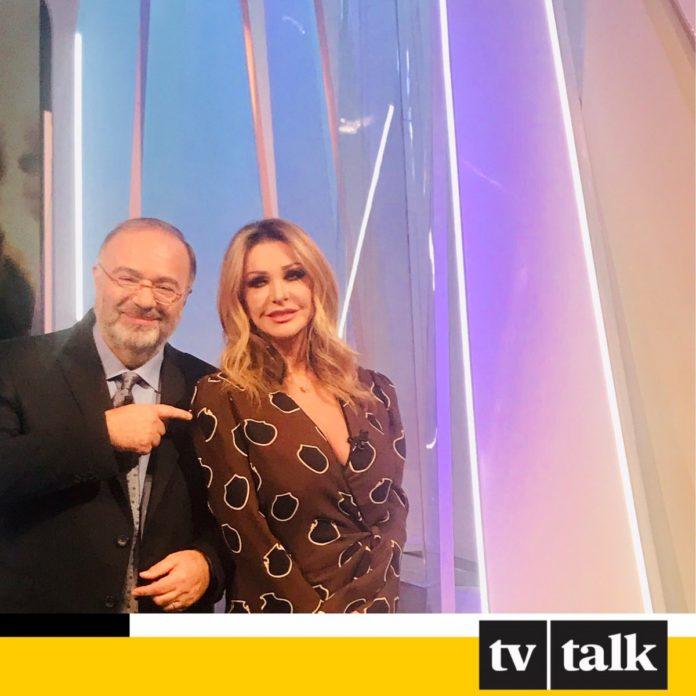 Paola Ferrari attacca Diletta Leotta