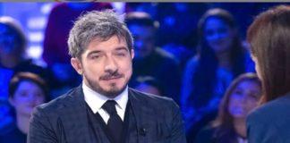 Paolo Ruffini parla della fine della storia con Diana Del Bufalo a Verissimo