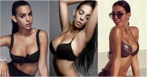 Georgina Rodriguez nuda