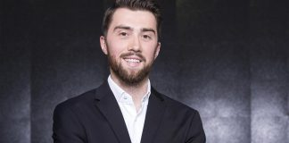 Il conduttore di Time Line Marco Carrara