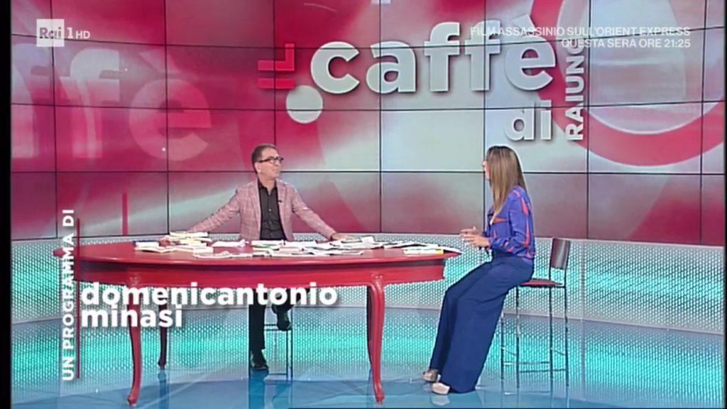 Pino Strabioli e Roberta Ammendola