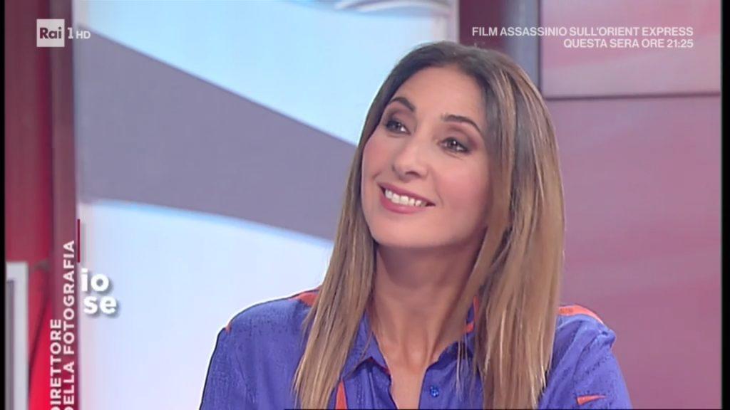 La giornalista Roberta Ammendola