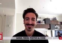 Samuel Peron a Storie Italiane