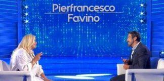 Pierfrancesco Favino Ospite di Mara Venier a Domenica In