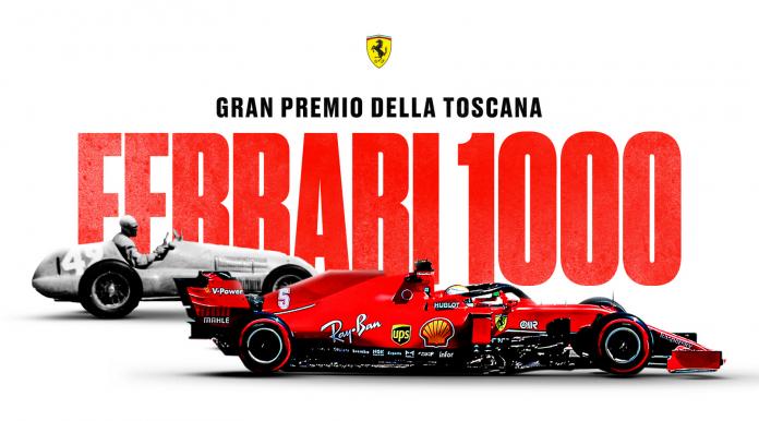 Ferrari !000 Mugello